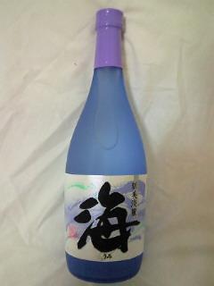 大海酒造『海(うみ)』