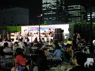 京王百貨店・ビアガーデン